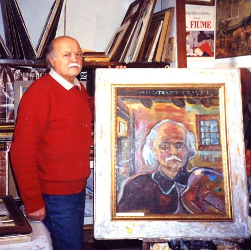 Arnaldo Mercati, pittore della nostra terra