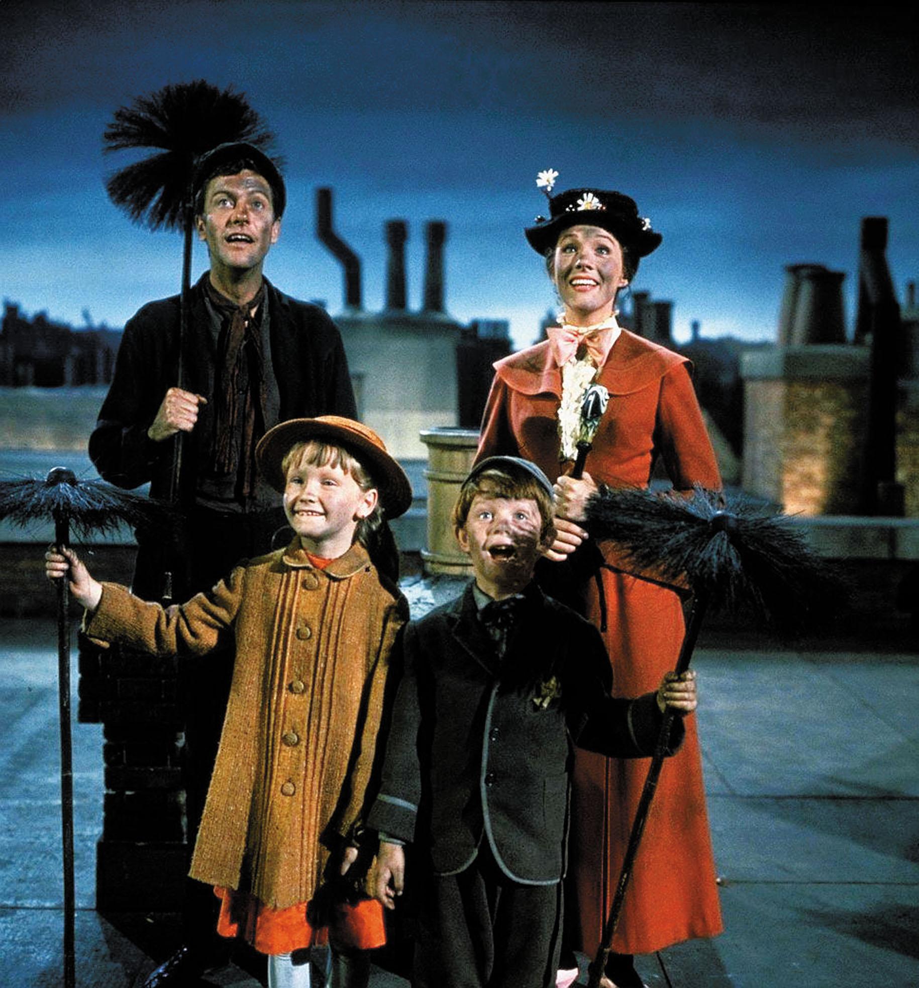 Ecco la vera storia di Mary Poppins!