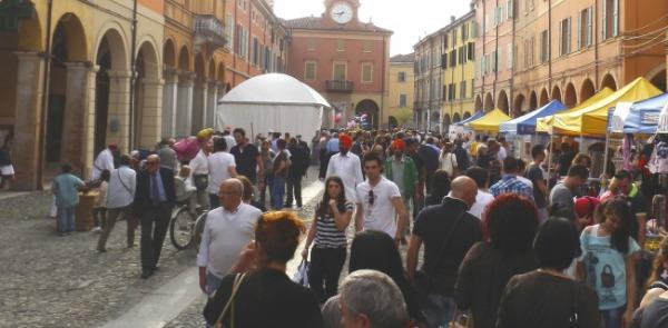 FIERA DI SAN QUIRINO Correggio, 2-3-4-5 giugno