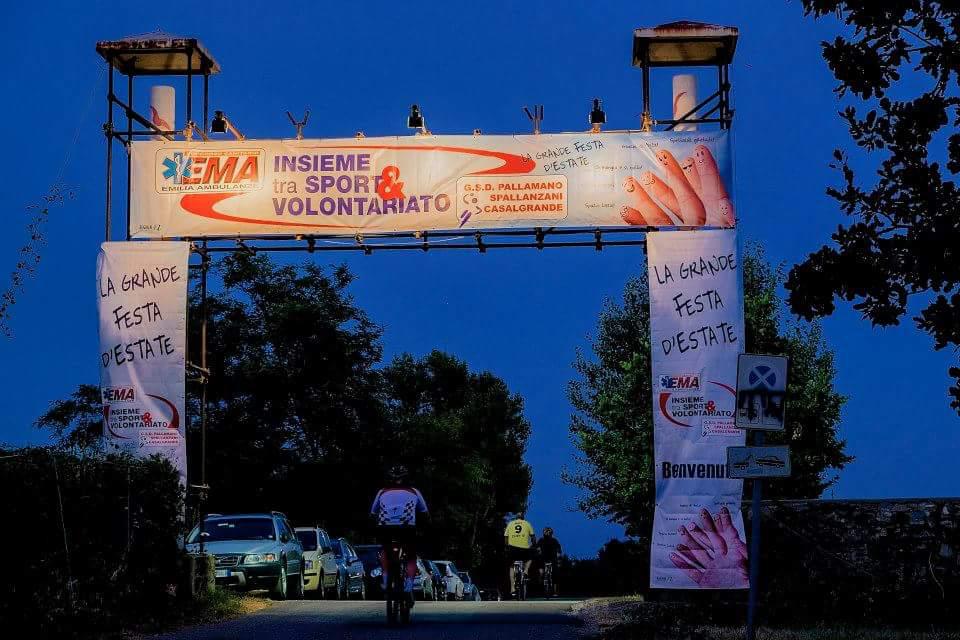 VILLALUNGA: SPORT E SOLIDARIETA AL PARCO SECCHIA