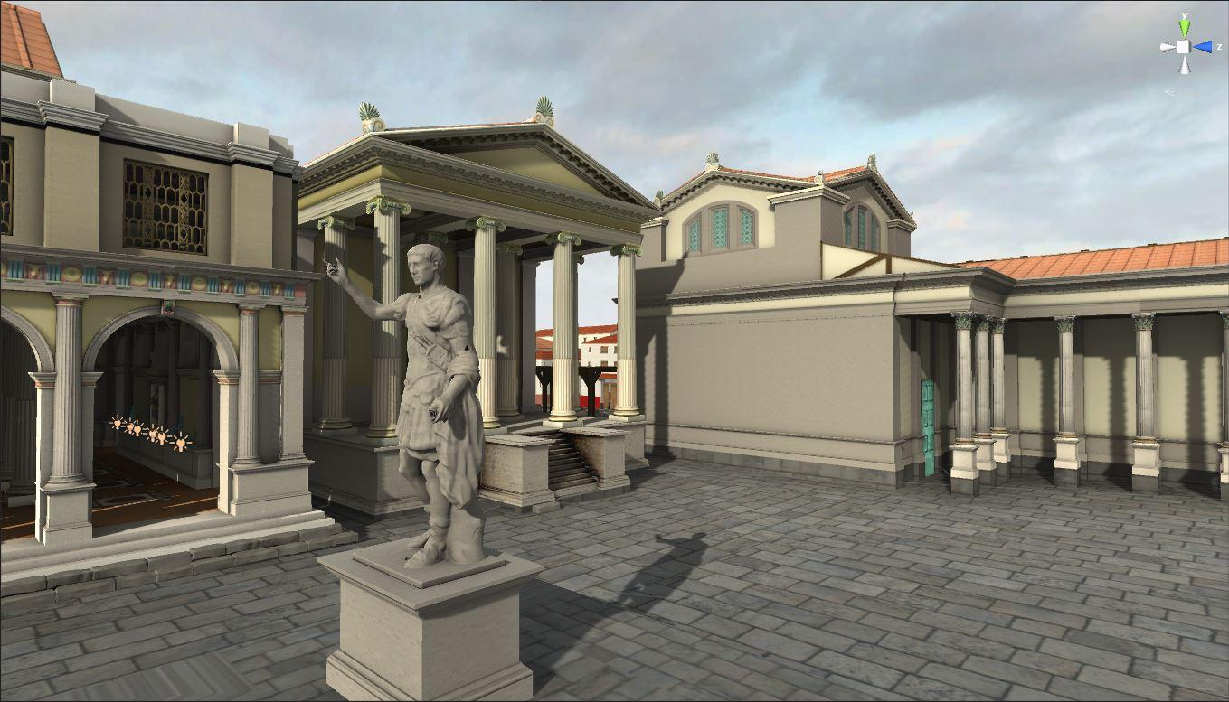 MUSEI CIVICI: LA REGGIO ROMANA IN 3D