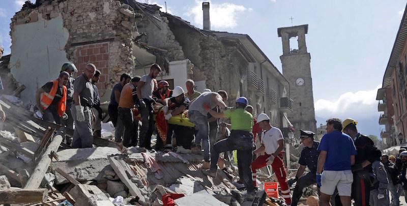 TERREMOTO: Reggio si mobilita per il centro Italia