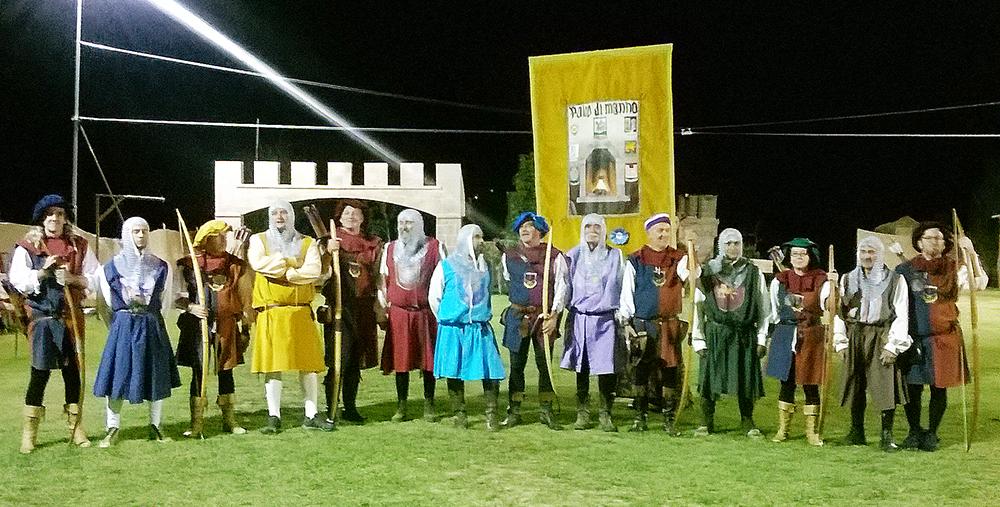 A Manno un tuffo nel Medioevo