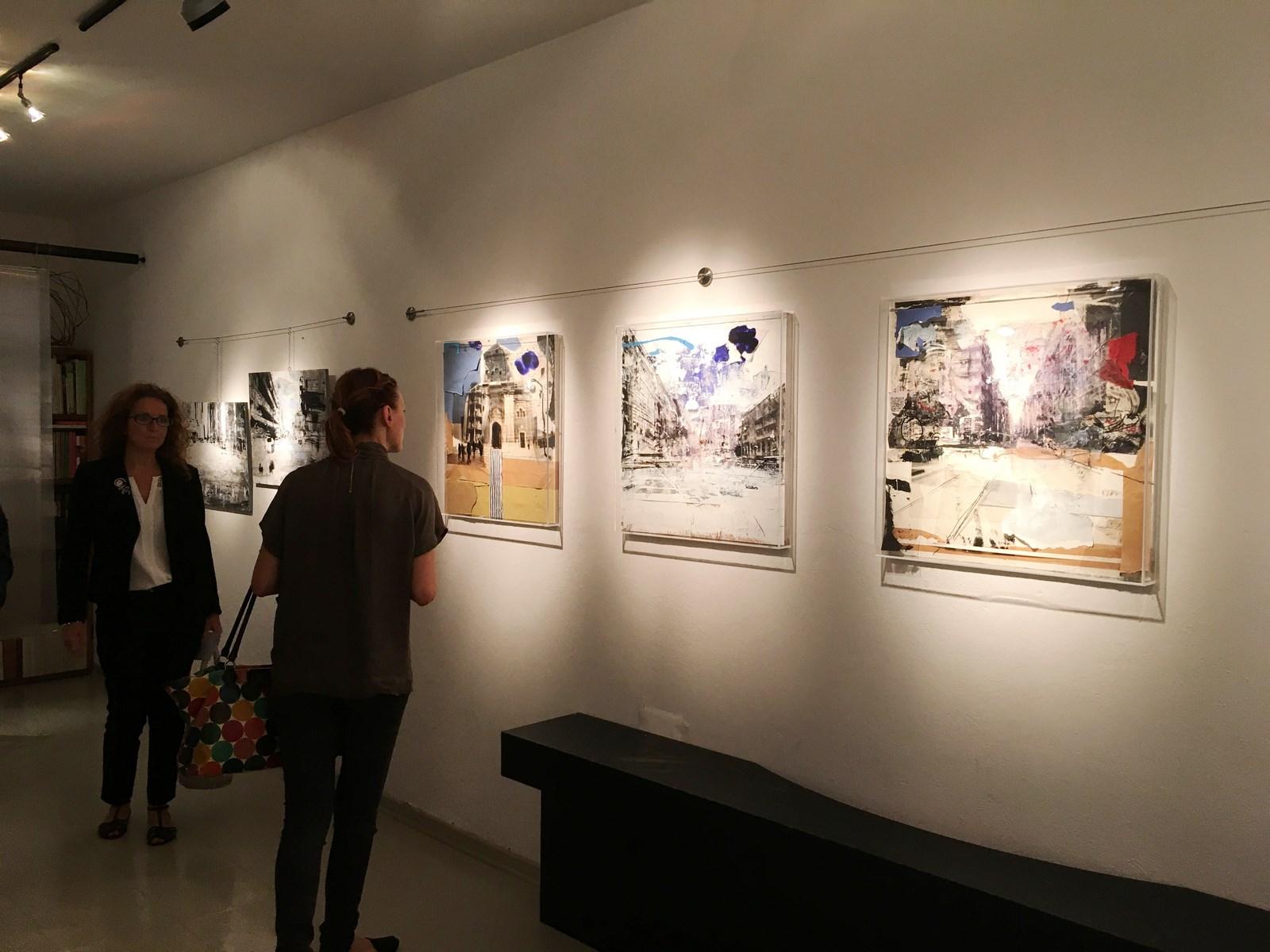 Una città, sette gallerie e un Museo