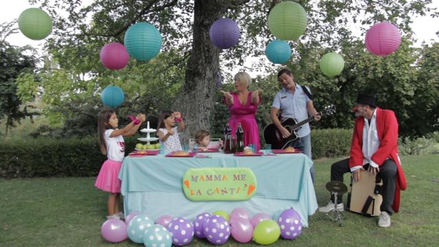 """Canzoni per bambini """"MADE IN CAVRIAGO"""""""