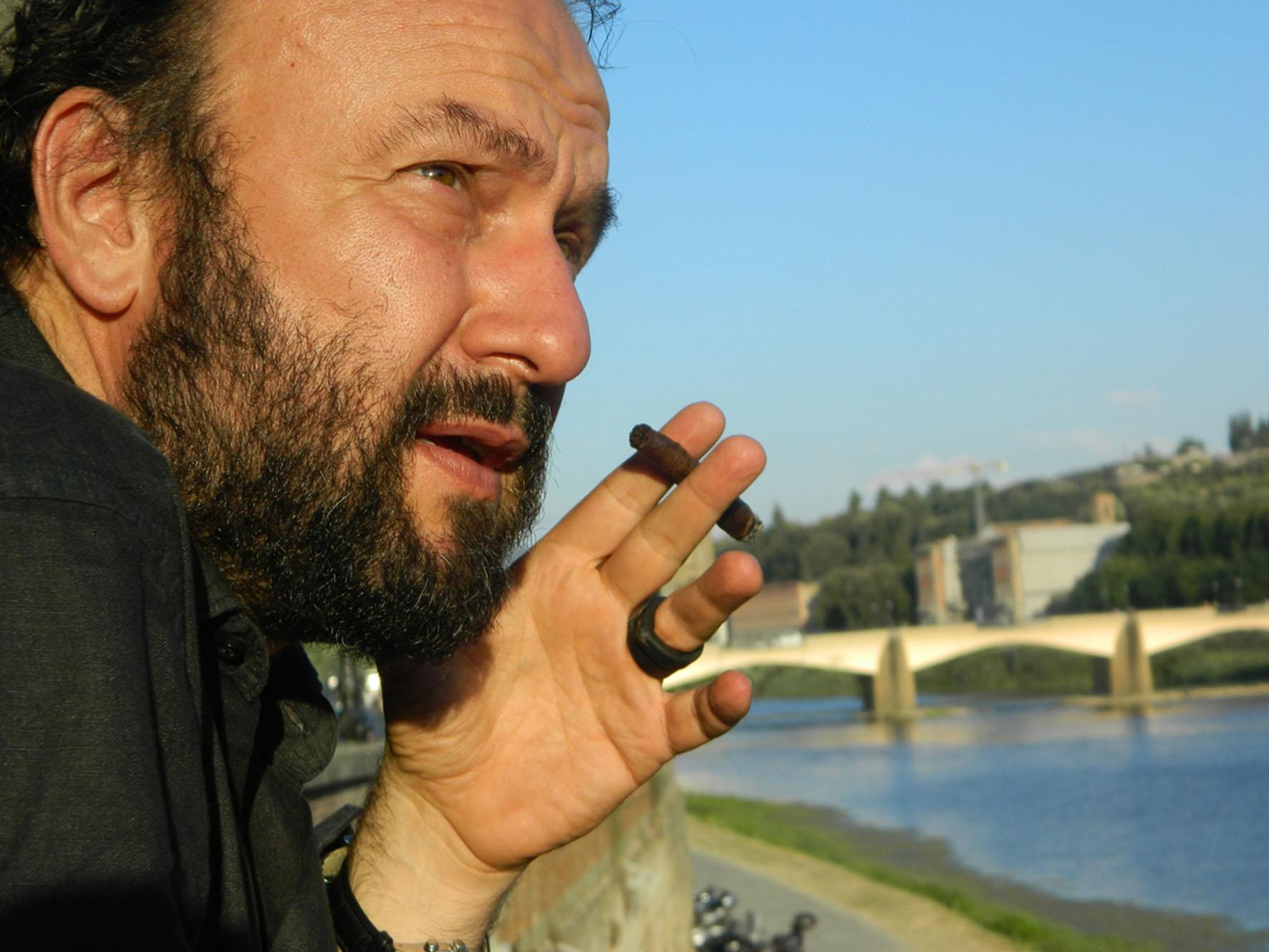 Davide Rondoni, c'è POESIA a Montecchio
