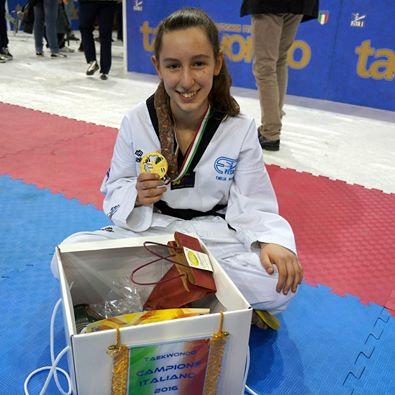 Taekwondo, la Pantaleoni ai Mondiali junior