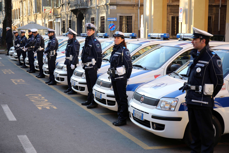 Polizia Municipale, 2016 da record