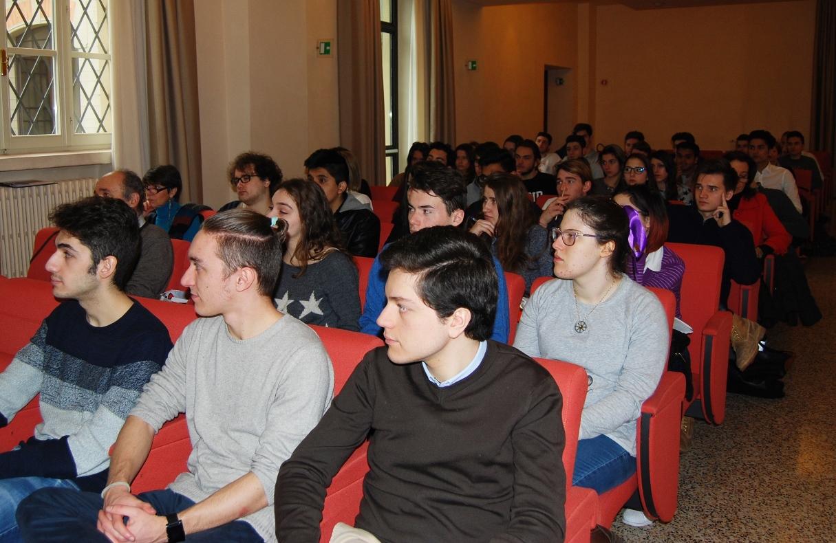 Cinquanta studenti a scuola di Business plan
