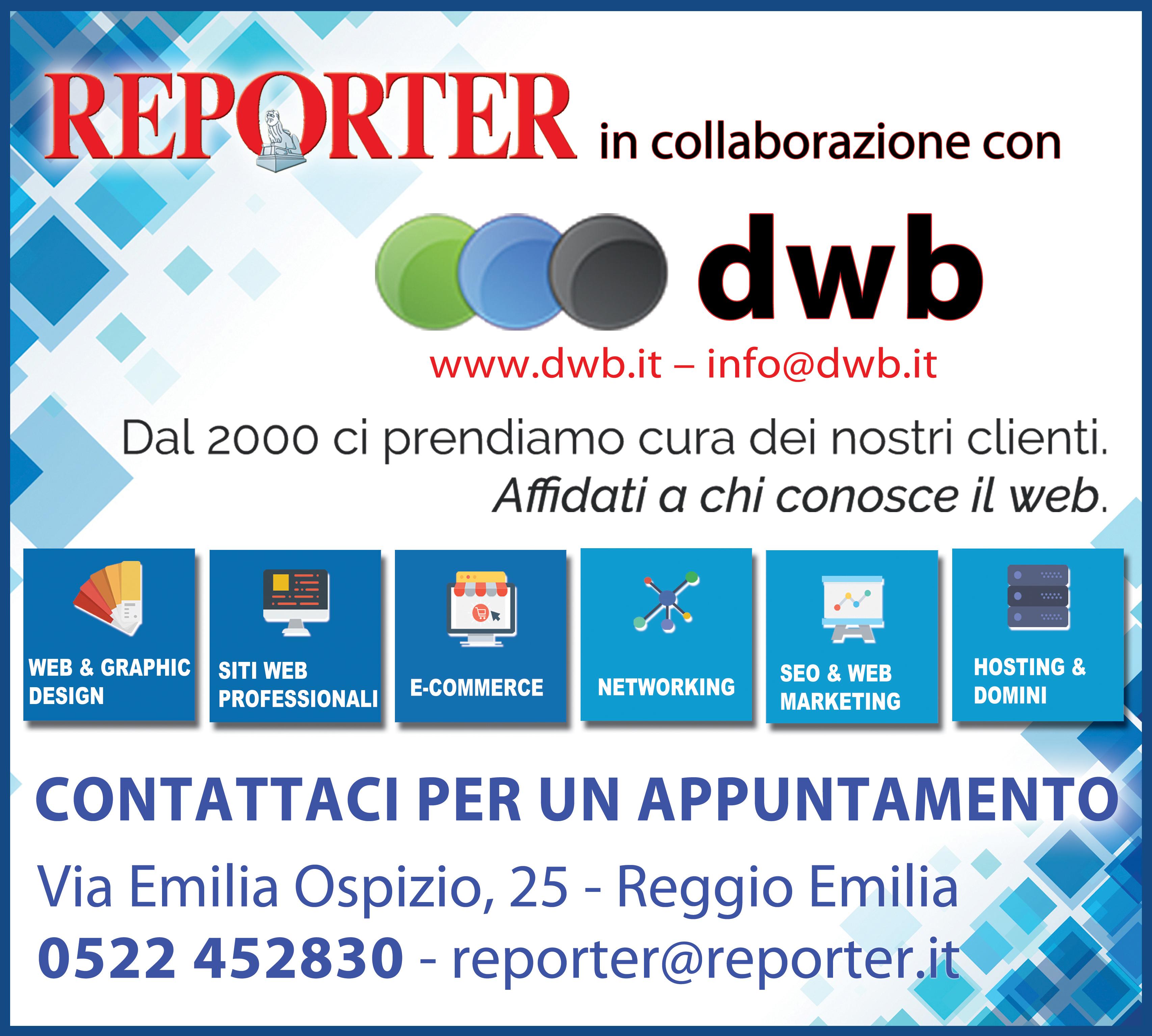 REPORTER in collaborazione con DWB