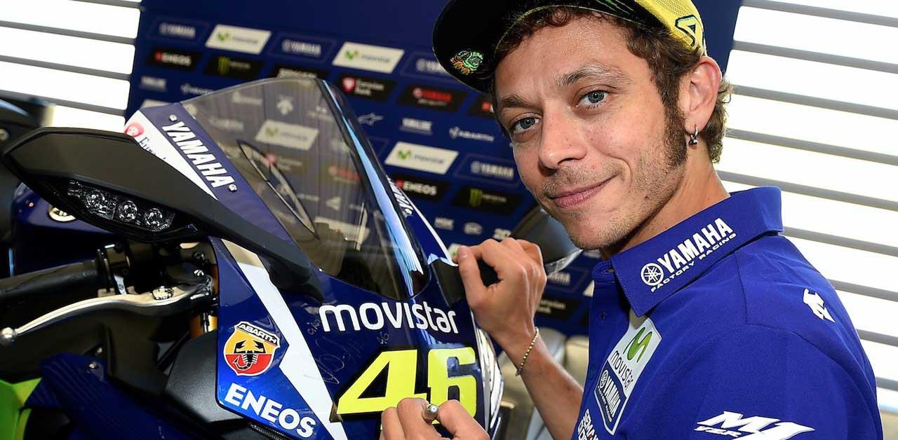 """Marquez e Vinales FAVORITI. Ma Rossi vuole la """"decima"""""""