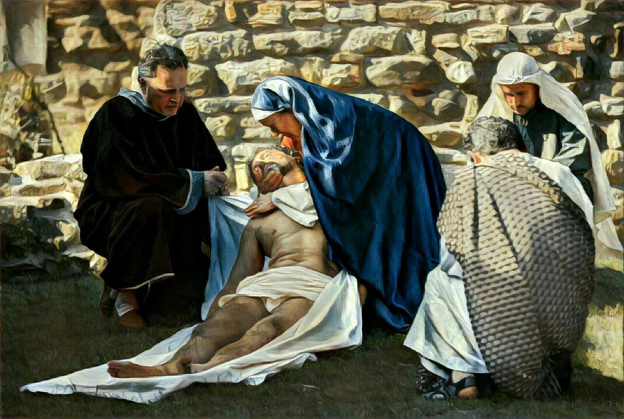 A Carpineti la PASSIONE DI CRISTO