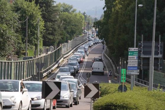 I reggiani chiedono meno traffico e più divertimento