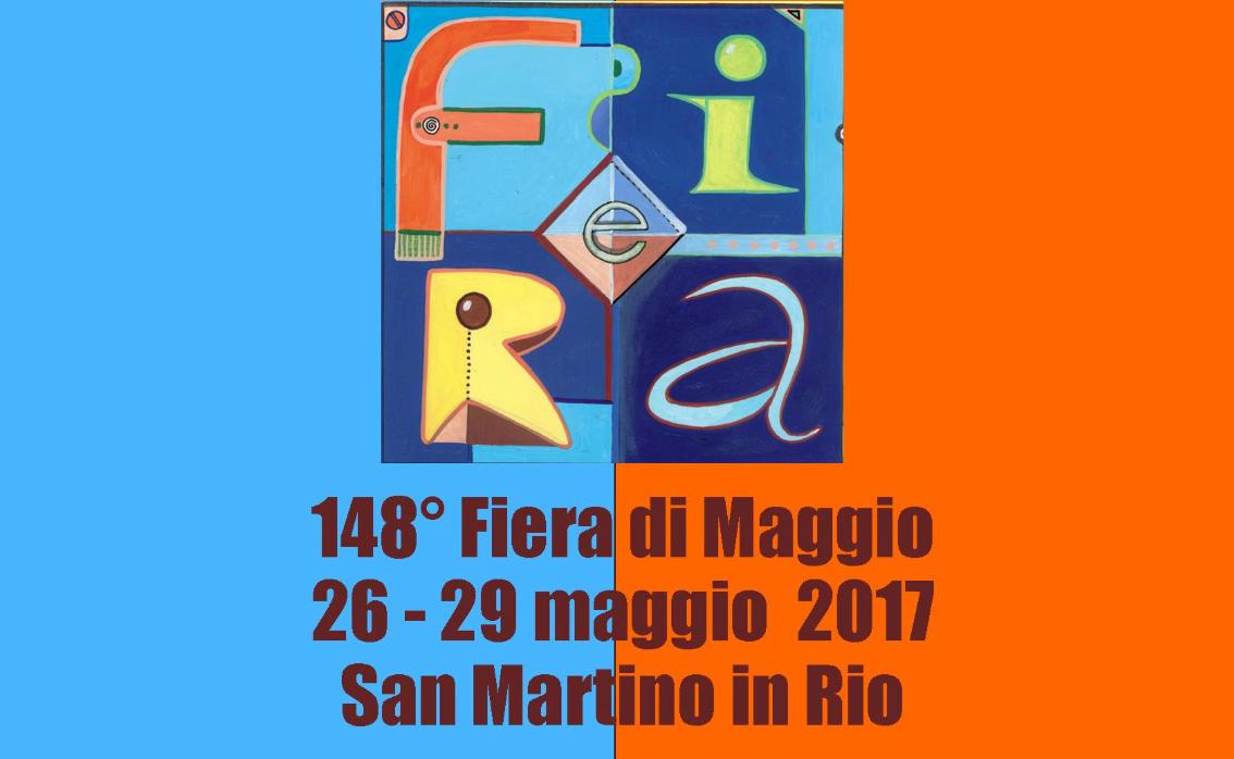 148° Fiera di Maggio – San Martino in Rio. PROGRAMMA