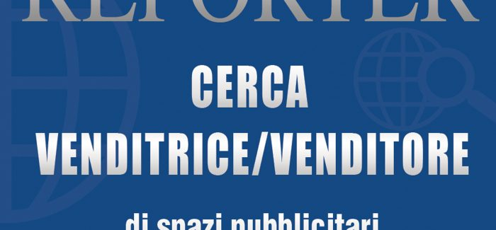 Reporter ricerca commerciale RE centro