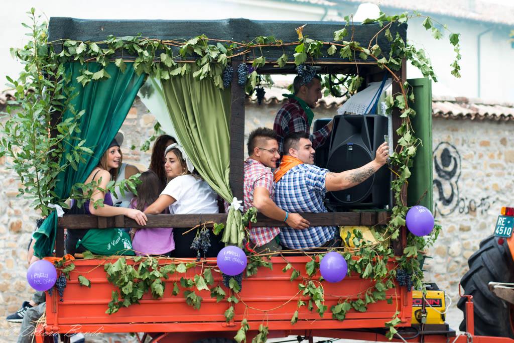 Castellano – Programma FESTA DELL'UVA 2017
