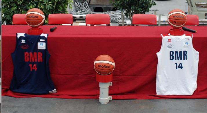 Minors: BMR si conferma main sponsor del Basket 2000 Scandiano