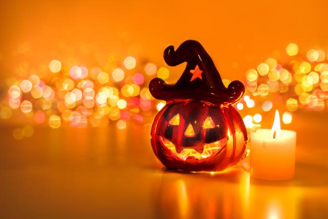 Halloween, brividi e paura senza confini