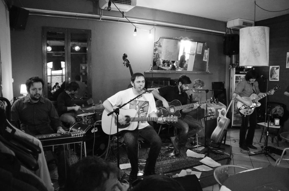 THE YOUNGS acustici al Red Mosquito