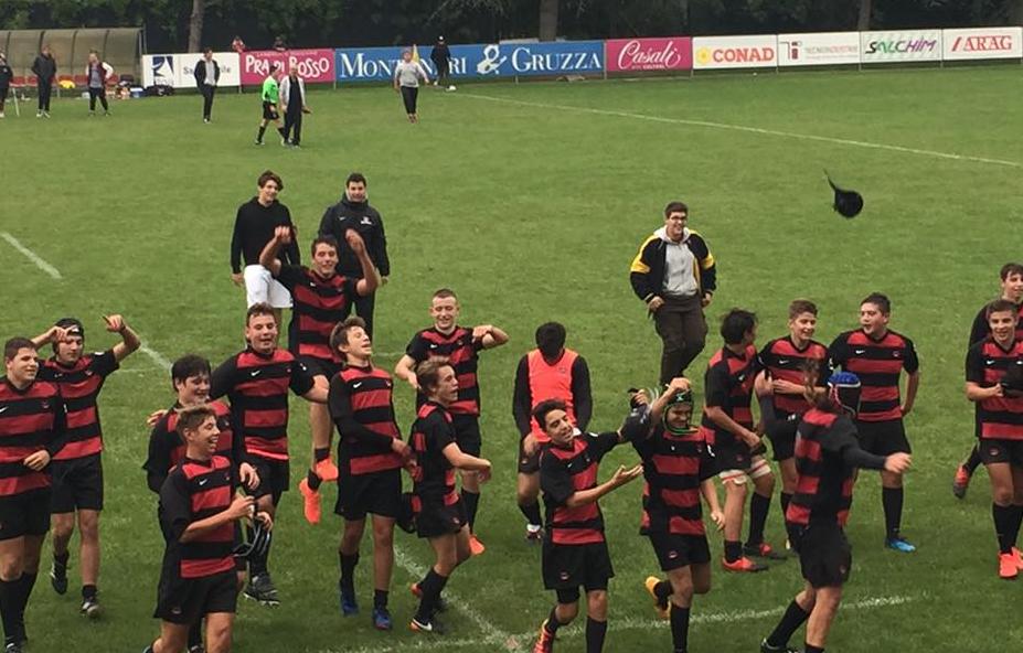 Rugby Reggio, le giovanili vanno ai campionati nazionali