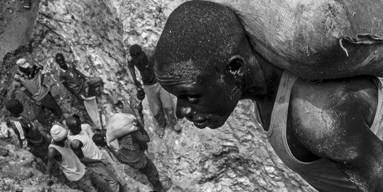 Fotografia: le vittime del Congo nelle immagini di Stefano Stranges