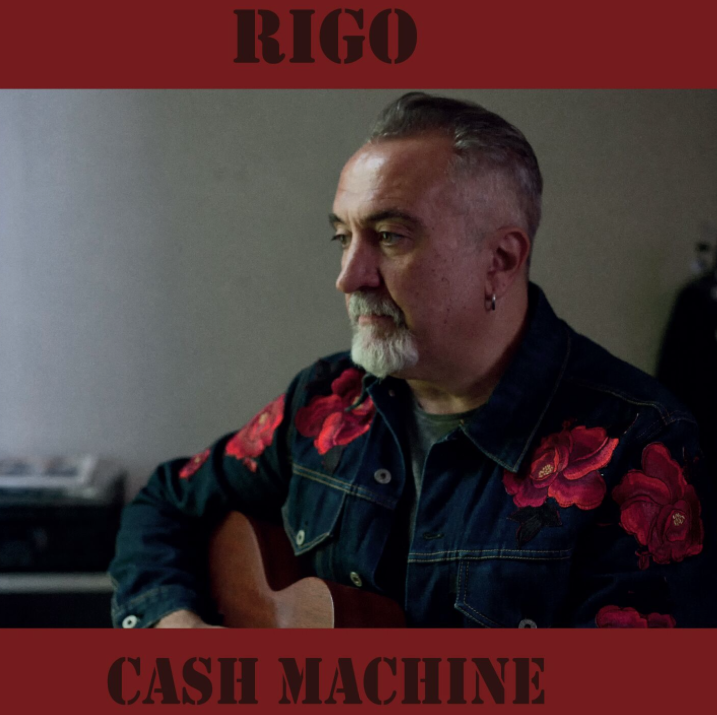 Cash Machine, il nuovo disco di RIGO RIGHETTI