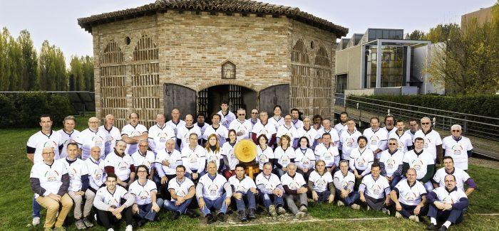Londra: la Nazionale del Parmigiano Reggiano ai campionati del mondo