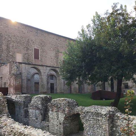 Rocca dei Boiardo: i giardini ritrovati