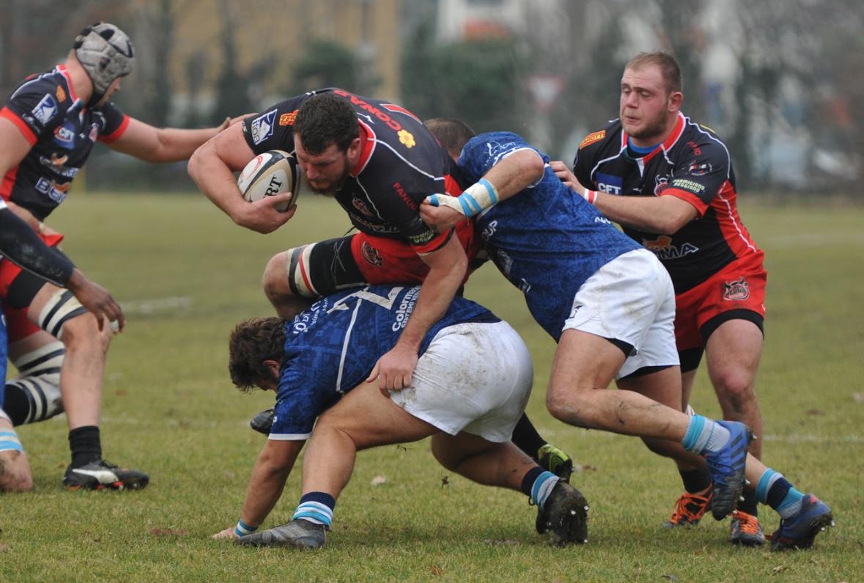 Il Conad Rugby si rinforza con MICHAEL TIOZZO