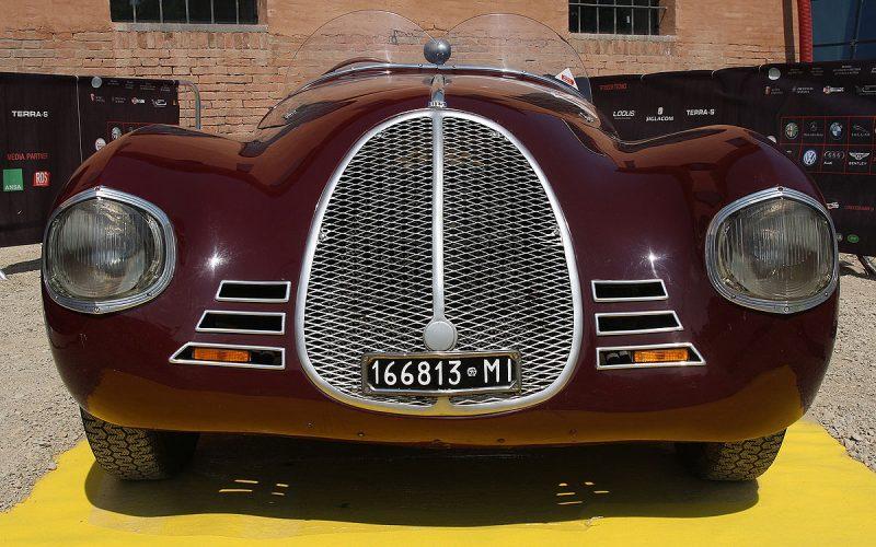 La sorpresa del CAMER è una… Ferrari!