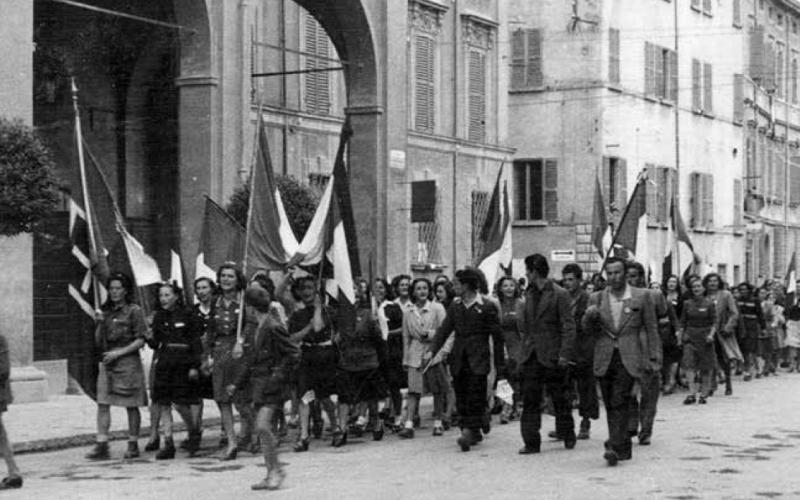Reggio celebra la LIBERAZIONE