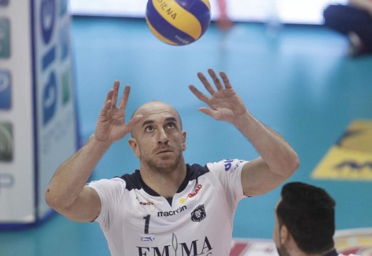 Volley Tricolore, il ritorno di Marco Fabroni