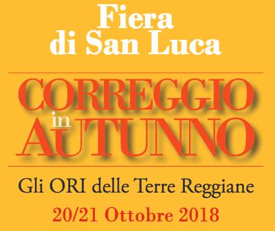 FIERA DI SAN LUCA – Correggio