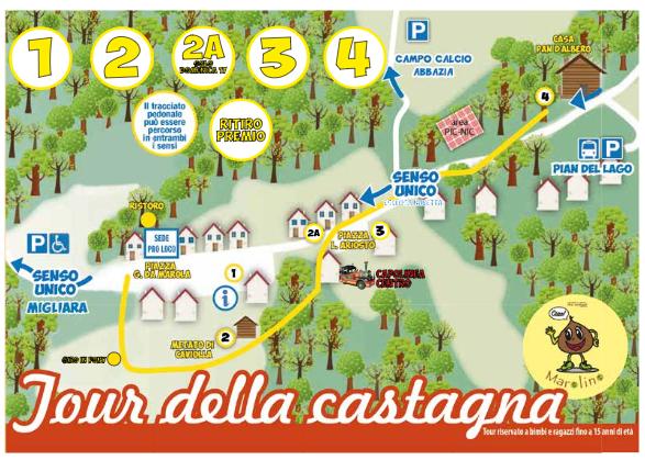 55^ FESTA DELLA CASTAGNA – Marola, 7-14-21 ottobre 2018
