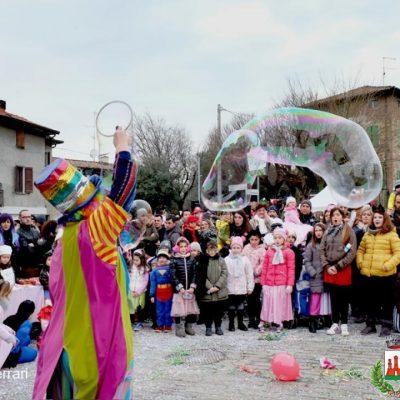 Da Casalgrande a Castellarano, impazza il CARNEVALE!