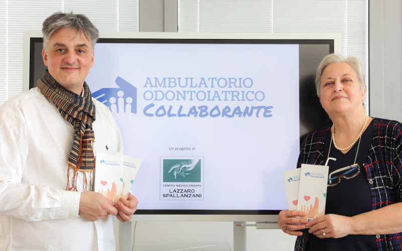 Arriva l'ambulatorio odontoiatrico collaborante