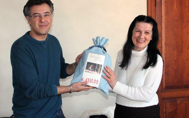 """Da """"Piccole storie con le ali"""" 1.350 euro per la LIPU"""