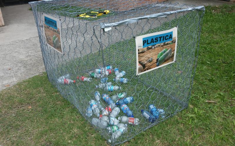 SCUOLE: STOP ALLA PLASTICA NELLE PRIMARIE SCANDIANESI