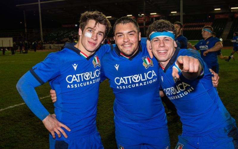 Il SEI NAZIONI di rugby torna al Mirabello