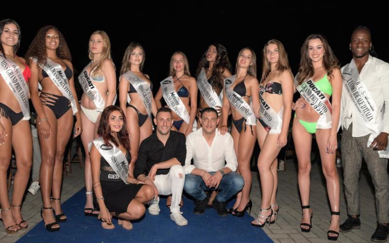 Alessia Biagini a Pescara sognando la corona di MISS GRAND PRIX