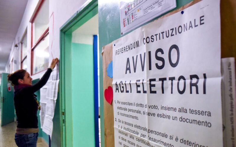 """Referendum: la politica col """"fiato sospeso"""""""