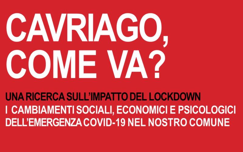 Cavriago, come va?