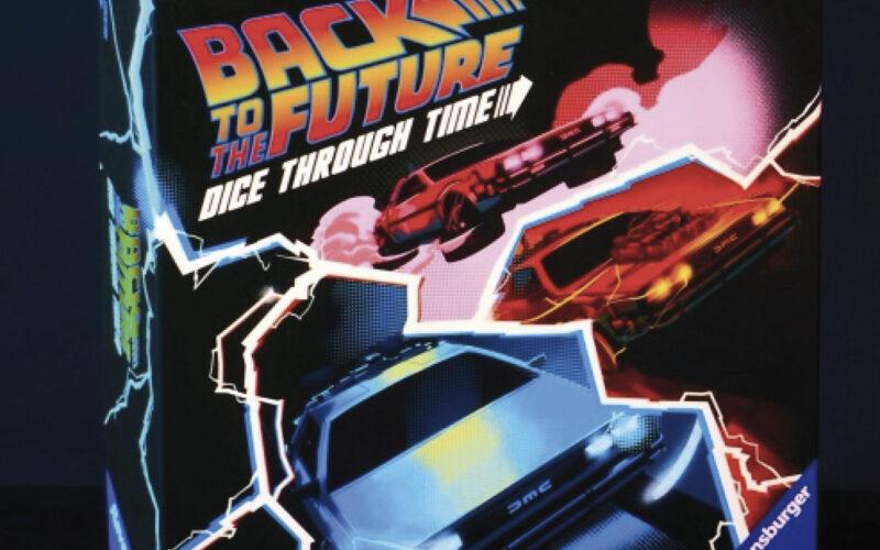 Ritorno al Futuro diventa un gioco.